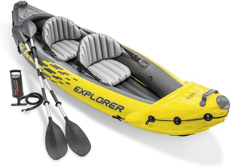 best fishing kayak for 2 persons